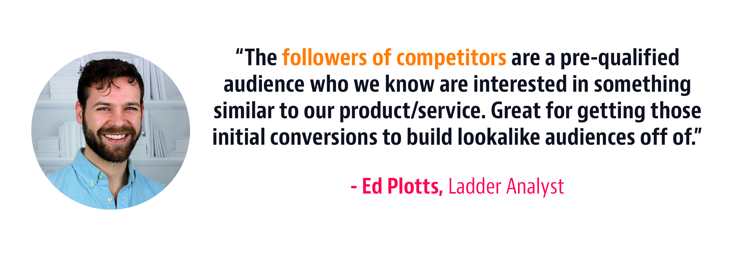 competitor interest strategy